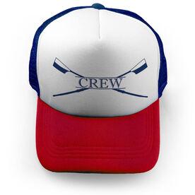 Crew Trucker Hat - Crest