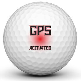 GPS Golf Ball