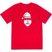 Baseball Short Sleeve Performance Tee - Ho Ho Homerun