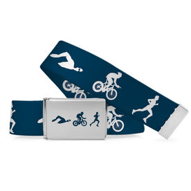 Tri Lifestyle Belt Swim Bike Run Male