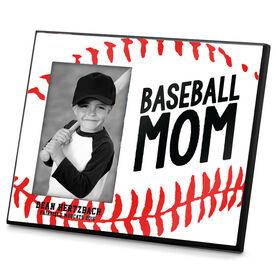 Baseball Photo Frame Baseball Mom