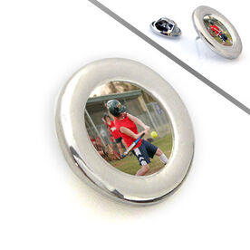 Softball Lapel Pin Your Softball Photo