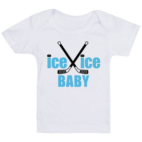 Hockey Baby T-Shirt - Ice Ice Baby