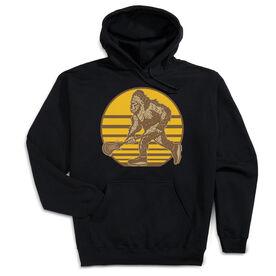 Guys Lacrosse Hooded Sweatshirt - BigFoot