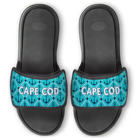 Personalized For You Repwell™ Slide Sandals - Anchors
