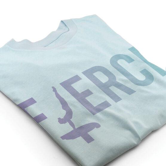 Vintage Gymnastics T-Shirt - Fierce