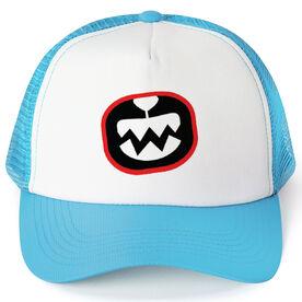 Seams Wild Trucker Hat - Seams Wild Logo