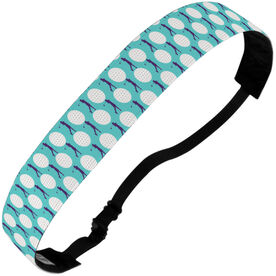 Golf Juliband No-Slip Headband - Golf Pattern