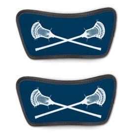 Guys Lacrosse Repwell™ Sandal Straps - Crossed Sticks