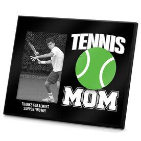Tennis Photo Frame Tennis Mom