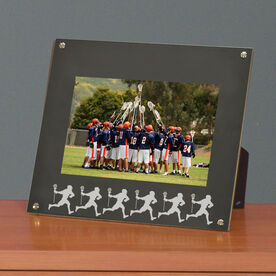 Lacrosse Photo Display Frame Lacrosse Players
