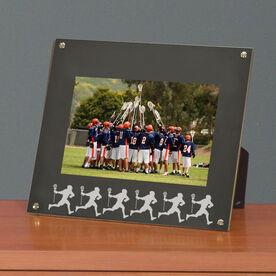 Lacrosse Photo Display Frame Lacrosse Players
