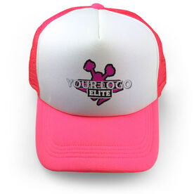 Cheer Trucker Hat Custom Team Logo