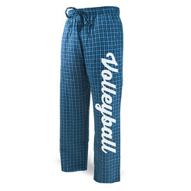 Volleyball Lounge Pants Script