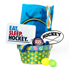 Hockey Girl Easter Basket 2018 Edition
