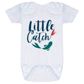Fly Fishing Baby One-Piece - Little Catch