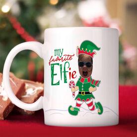 My Favorite Elfie Personalized Mug