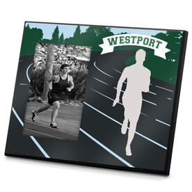 Track & Field Photo Frame Track and Field Runner Silo