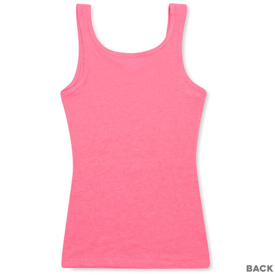 Field Hockey Women's Athletic Tank Top - Witch Dog