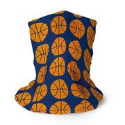 Basketball Multifunctional Headwear - Basketball Pattern RokBAND