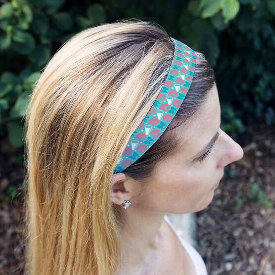 Cheerleading Julibands No-Slip Headbands - Cheerleading Pattern