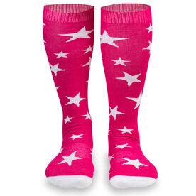 Yakety Yak Knee High Socks - Starstruck