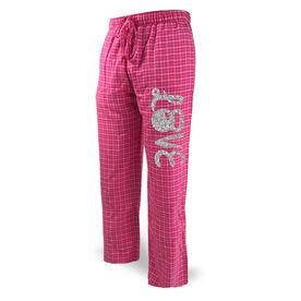 Cross Training Lounge Pants Love Kettlebells