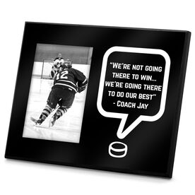 Personalized Photo Frame Custom Quote Or Message
