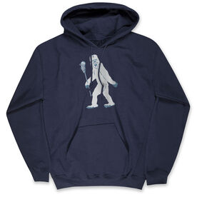 Guys Lacrosse Hooded Sweatshirt - Yeti