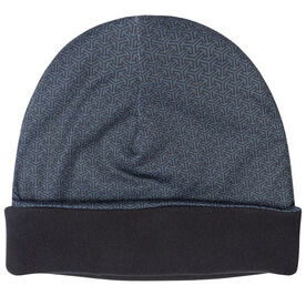 Fleece Lined Performance Beanie - Midnight