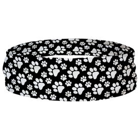 Multifunctional Headwear - Paw Prints RokBAND