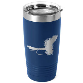 Fly Fishing 20 oz. Double Insulated Tumbler - Dry Fly