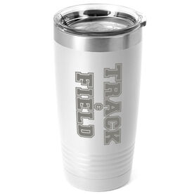 Track & Field 20 oz. Double Insulated Tumbler - Track & Field