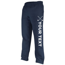 Golf Fleece Sweatpants Golf Your Text
