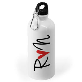 Running 20 oz. Stainless Steel Water Bottle - Run Heart