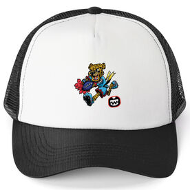 Seams Wild Football Trucker Hat - Spotz