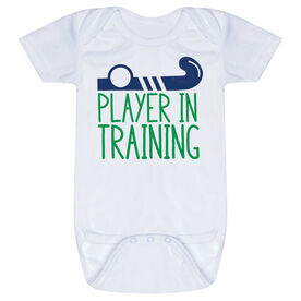 Field Hockey Baby One-Piece - Player In Training