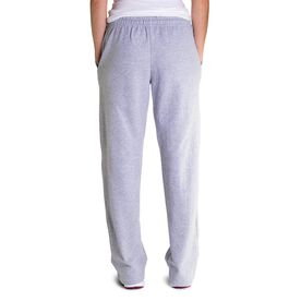 Swimming Fleece Sweatpants - Eat Sleep Swim