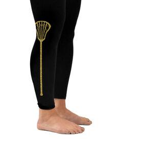 Lacrosse Leggings Lacrosse Stick
