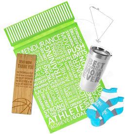 Basketball Slam Dunk Mom - Gift Set