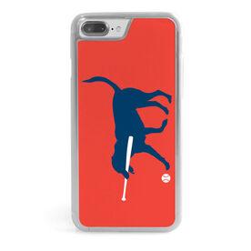 Baseball iPhone® Case - Baseball Dog