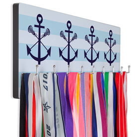 Lacrosse Hook Board Weigh Anchor Lacrosse