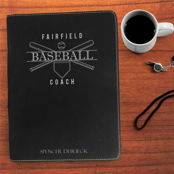 Baseball Executive Portfolio - Coach Crest