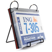 BibFOLIO® Race Bib Album Display Stand