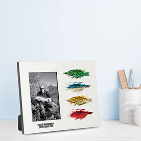 Fly Fishing Photo Frame - All Stocked Up