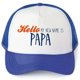 Trucker Hat - Papa