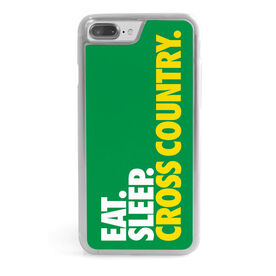 Cross Country iPhone® Case - Eat. Sleep. Cross Country.
