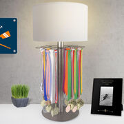 Crew Tabletop Medal Display Lamp