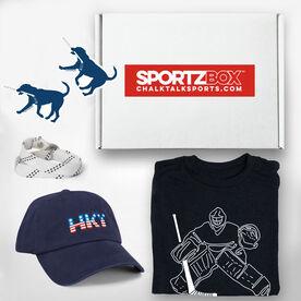 Hockey SportzBox Gift Set - Goalie