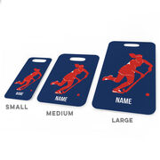 Field Hockey Bag/Luggage Tag - Personalized Player
